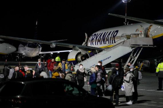 Erik Ovcharenko / 15min photo / Kaunas airport