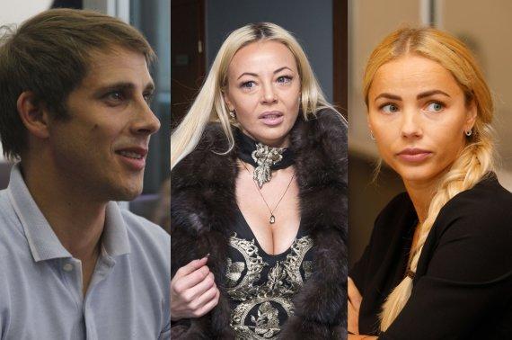 15min nuotr./Nerijus Antanavičius, Mia, Goda Alijeva
