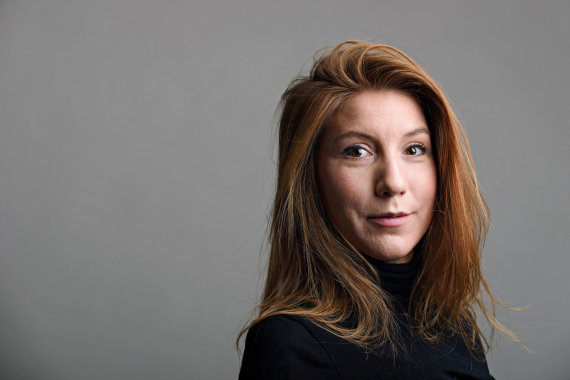 """Reuters""/""Scanpix"" nuotr./Kim Wall"