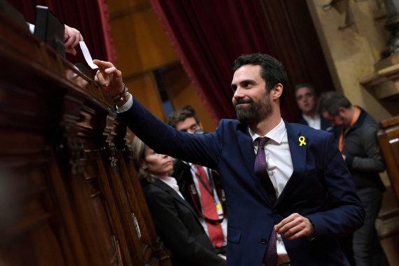 "AFP/""Scanpix"" nuotr./Rogeris Torrentas"
