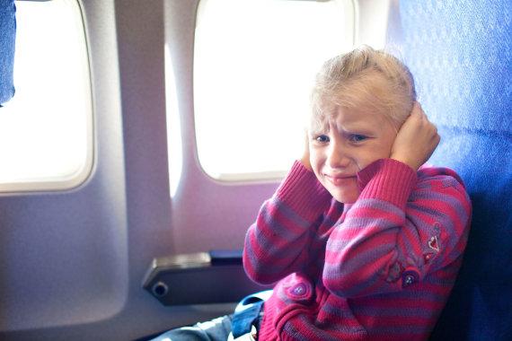 123rf.com nuotr./Vakas, užsikimšęs ausis