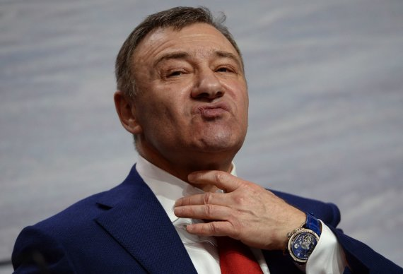 """Scanpix""/""RIA Novosti"" nuotr./Arkadijus Rotenbergas"