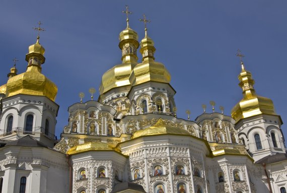 123RF.com nuotr./Pečorų lauros vienuolynas