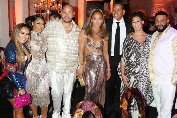 """Scanpix"" nuotr./Jennifer Lopez 50-ies metų gimtadienis"