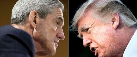 """AFP/""""Scanpix"""" nuotr./Robertas Muelleris ir Donaldas Trumpas"""