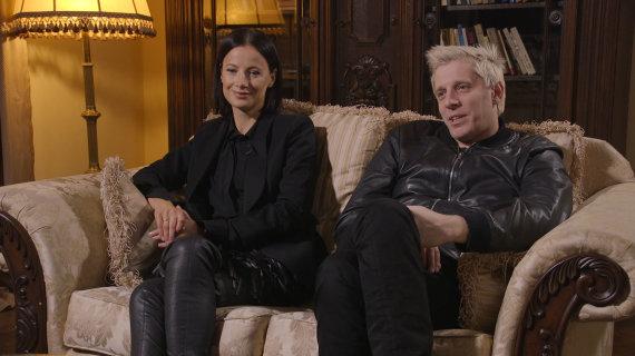 TV3 nuotr./Saulius Prūsaitis ir Agnė Kuzminskaitė