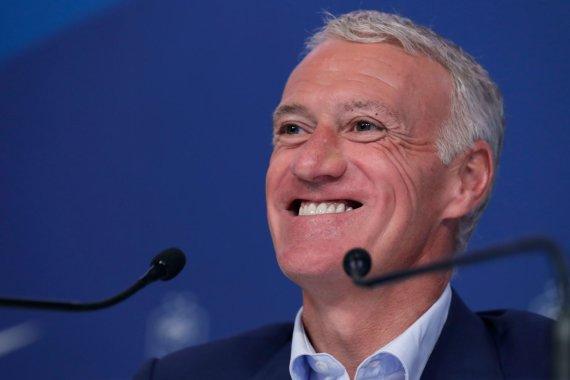 """AFP/""""Scanpix"""" nuotr./Didier Deschamps'as"""