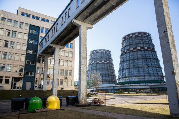 """Luko Balandžio / 15min nuotr./""""Vilniaus energija"""" perduota Vilniaus šilumos tinklams"""