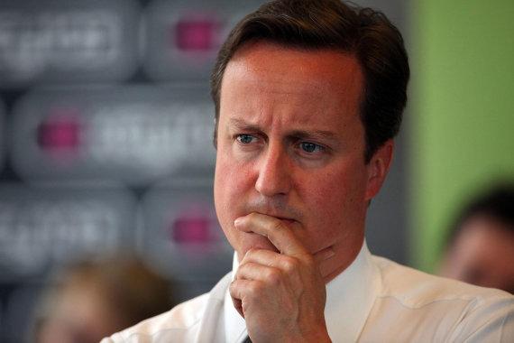 """Scanpix""/""PA Wire""/""Press Association Images"" nuotr./Davidas Cameronas"