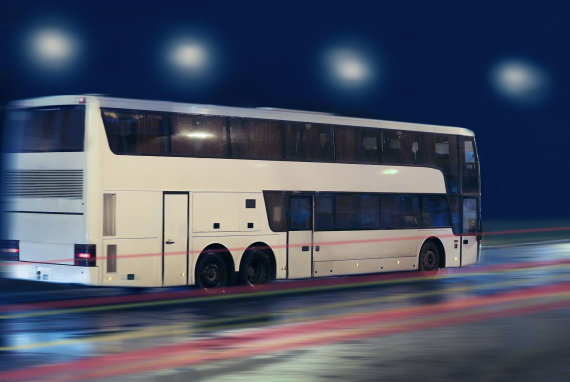123rf.com nuotr./Autobusas