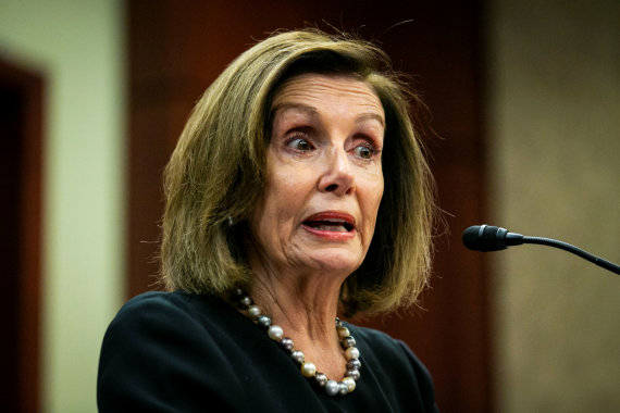 """Reuters""/""Scanpix"" nuotr./Nancy Pelosi"