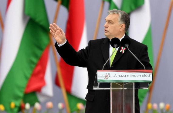 "AFP/""Scanpix"" nuotr./Viktoras Orbanas"