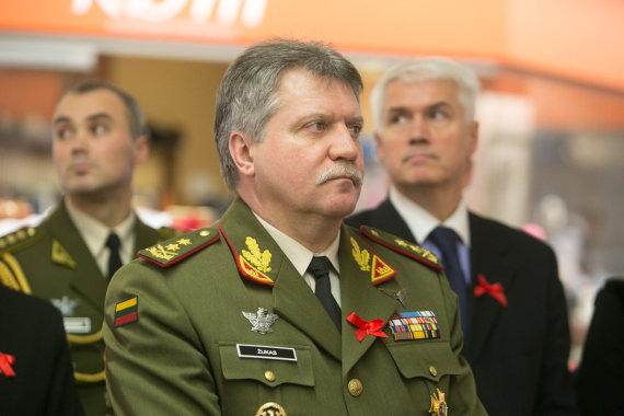 Juliaus Kalinsko/15min.lt nuotr./Vytautas Jonas Žukas