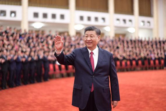 Imago / Scanpix nuotr./Xi Jinpingas
