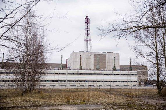 Irmanto Gelūno / 15min nuotr./Ekskursija po Ignalinos atominę elektrinę