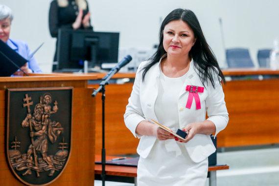 Vidmanto Balkūno / 15min nuotr./Agnė Zuokienė