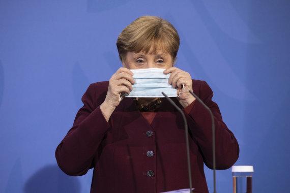 """Scanpix"" nuotr./Angela Merkel"