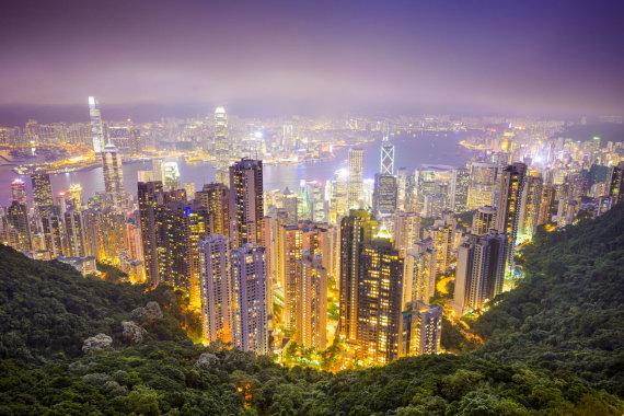 123rf.com nuotr./Honkongas