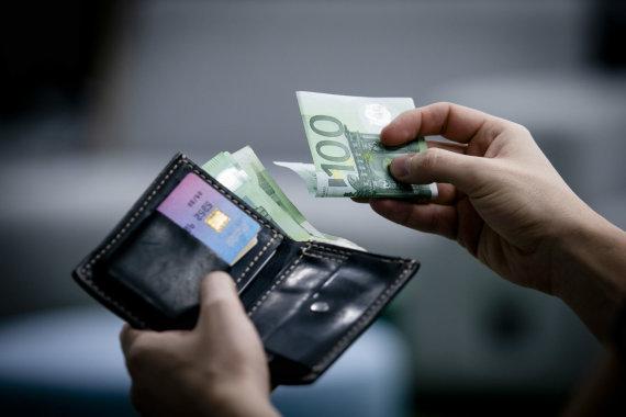 Luko Balandžio / 15min nuotr./Naujoji kortelė padeda efektyviau planuoti šeimos biudžetą ir sutaupyti
