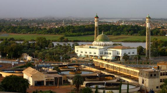 """Shutterstock"" nuotr./Chartumas, Sudanas, Afrika"