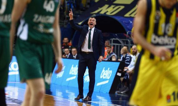 Getty Images/Euroleague.net nuotr./Šarūnas Jasikevičius