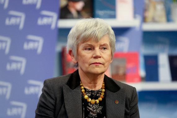 Vidmanto Balkūno / 15min nuotr./Teresė Birutė Burauskaitė