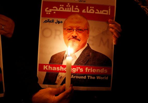 """Reuters""/""Scanpix"" nuotr./Jamalas Khashoggi"