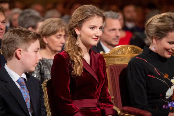 """Scanpix"" nuotr./Belgijos princesė Elisabeth"