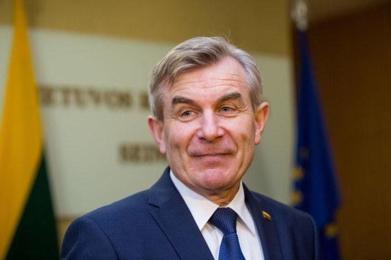 Vidmanto Balkūno / 15min nuotr./Viktoras Pranckietis
