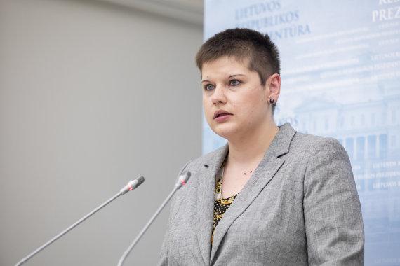 Luko Balandžio / 15min nuotr./Živilė Simonaitytė