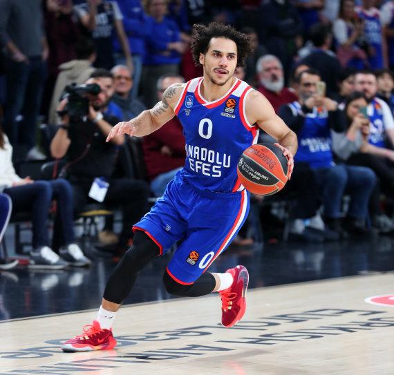 Getty Images/Euroleague.net nuotr./Shane'as Larkinas