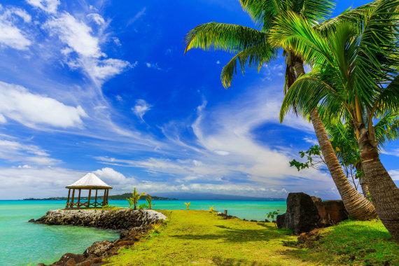 Vida Press nuotr./Samoa