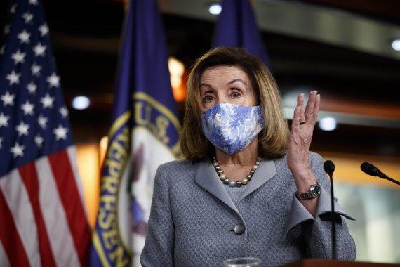 """""""Scanpix""""/""""SIPA"""" nuotr./Nancy Pelosi"""