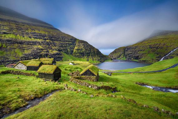 123rf.com nuotr./Farerų salos