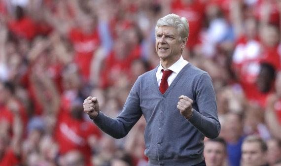 """""""Scanpix""""/AP nuotr./Arsene'as Wengeras"""
