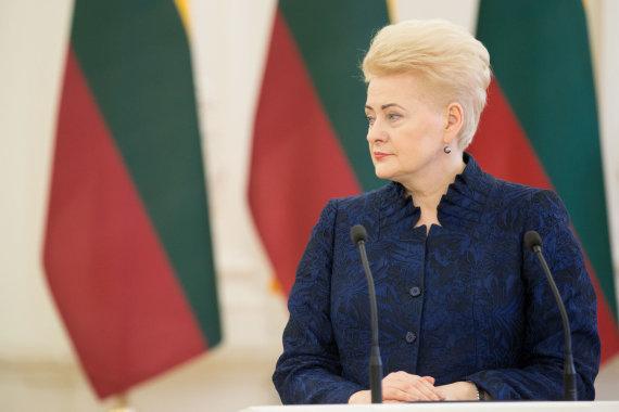 15min nuotr./Dalia Grybauskaitė