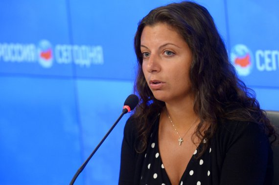 """""""Scanpix"""" nuotr./RT vyriausioji redaktorė Margarita Simonian"""