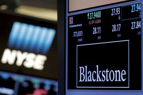 """Reuters""/""Scanpix"" nuotr./""Blackstone"""