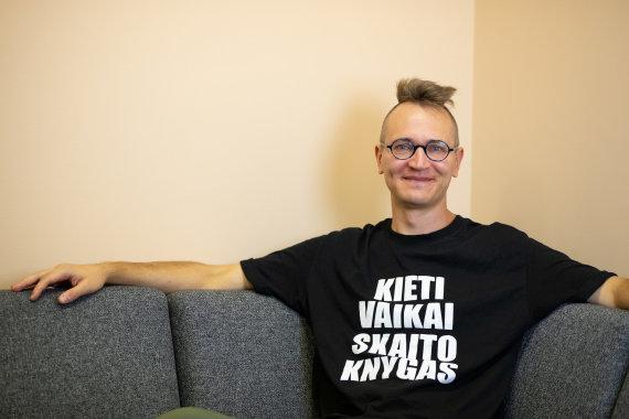 Guodos Kavaliauskaitės nuotr./Tomas Dirgėla