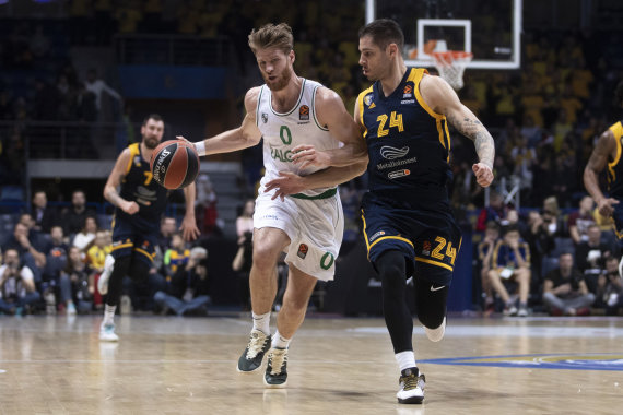 "nuotr. ""Getty Images""/euroleague.net/Thomasas Walkupas"