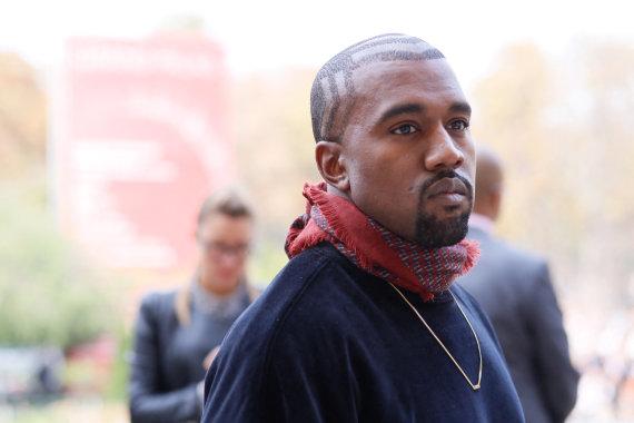 Vida Press nuotr./Kanye Westas