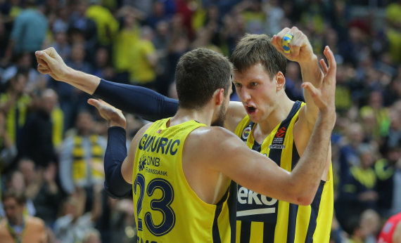 Euroleague.net nuotr./Janas Vesely
