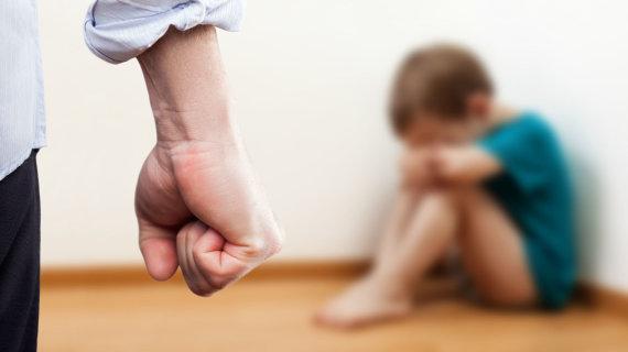 123RF.com nuotr./Smurtas prieš vaikus