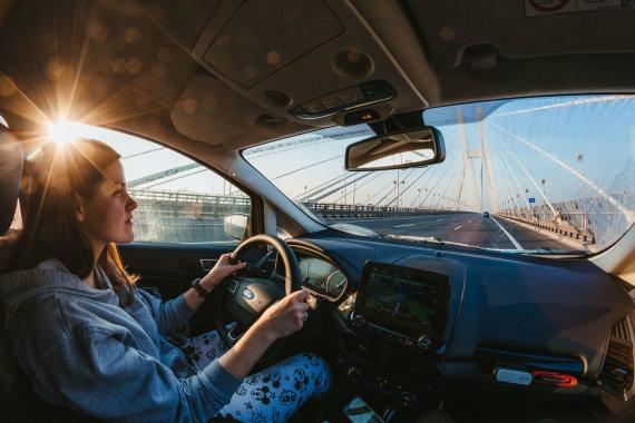 """Irmanto Gelūno / 15min nuotr./Kelionė į 88-ąją Ženevos automobilių parodą su """"Ford EcoSport"""""""