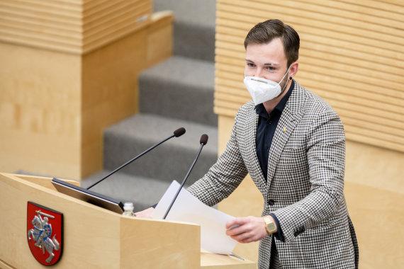 Luko Balandžio / 15min nuotr./Tomas Vytautas Raskevičius