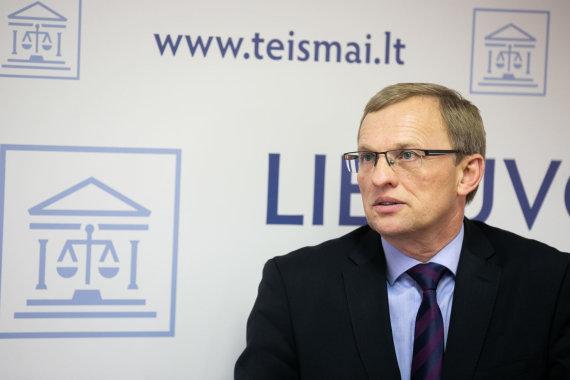 Žygimanto Gedvilos / 15min nuotr./Algimantas Valantinas