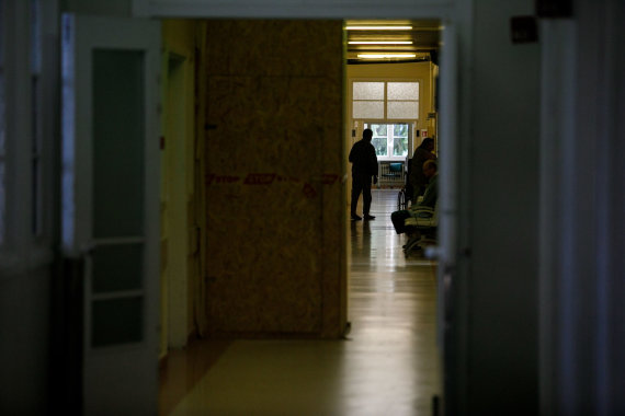 Eriko Ovčarenko / 15min nuotr./ Gydymo įstaiga