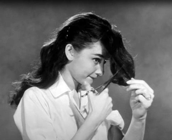 Vida Press nuotr./Audrey Hepburn
