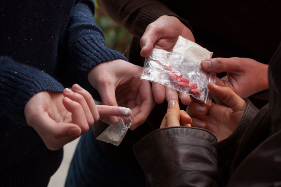 123RF.com nuotr./Narkotikai