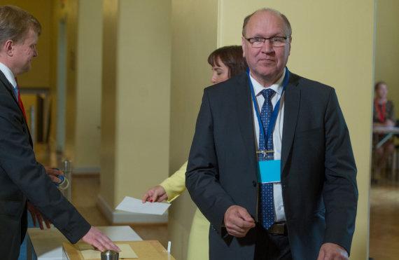 "AFP/""Scanpix"" nuotr./EKRE lyderis Martas Helme"